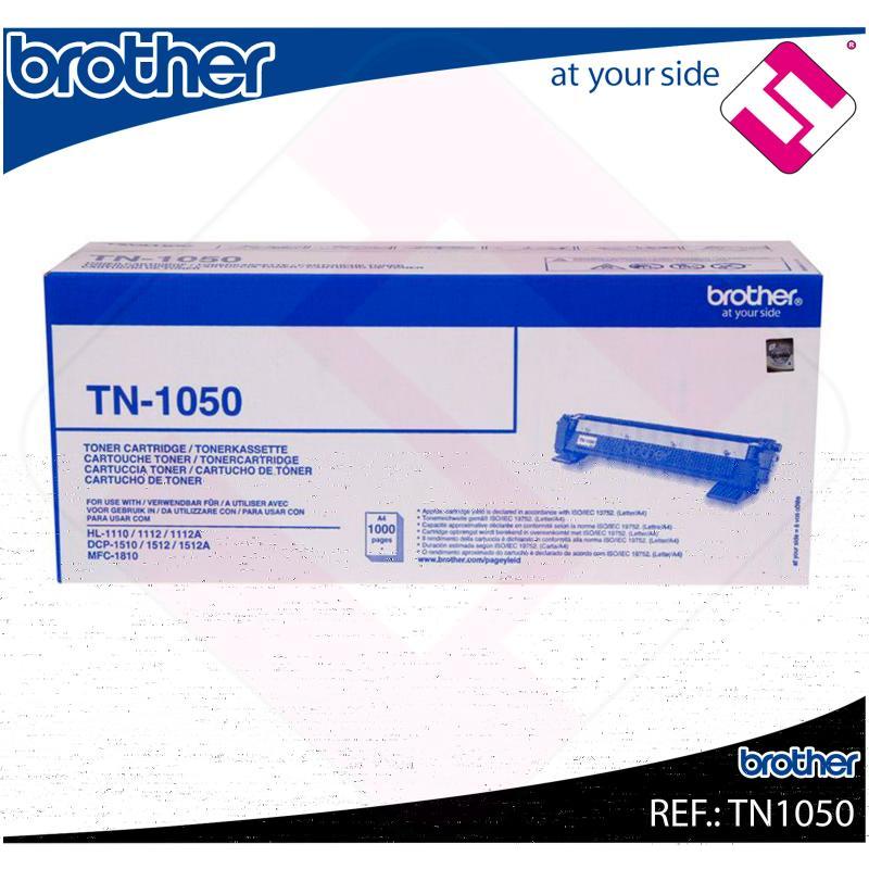 BROTHER TONER LASER NEGRO 1.000 PGINAS HL/1110/1112 DCP/151
