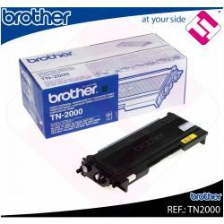 BROTHER TONER LASER NEGRO 2.500 PAGINAS HL-/2030/2032/2040/2