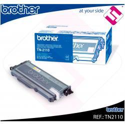BROTHER TONER LASER NEGRO 1.500 P GINAS HL-/2140/2150N/2170W