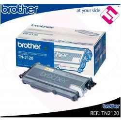 BROTHER TONER LASER NEGRO 2.600 P GINAS HL-/2140/2150N/2170W