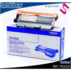 BROTHER TONER LASER NEGRO 2.600 P GINAS HL-/2240D/2250DN