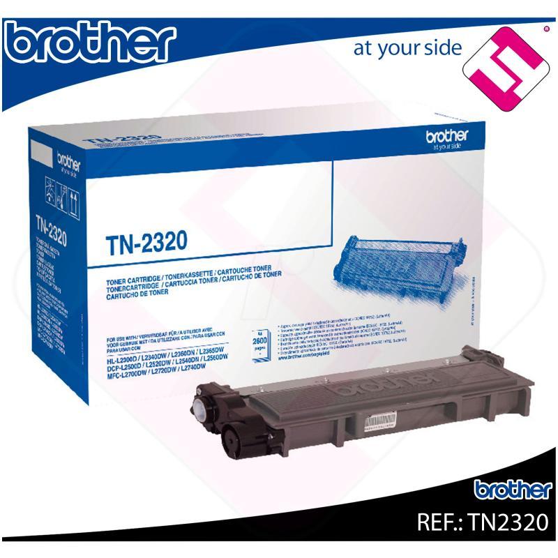 TONER BROTHER L2300D/L2340DW