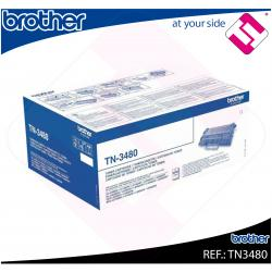 BROTHER TONER NEGRO HL-L5000/5100/5200/6400/DCP5500 8.000PAG