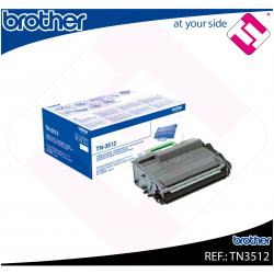 TONER BROTHER TN3512 12.000 PAG