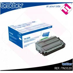 BROTHER TONER NEGRO HLL6400DW 20000PAGINAS