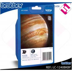 BROTHER CARTUCHO INYECCION TINTA NEGRO 600 P GINAS MFC-/J651