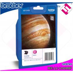 BROTHER CARTUCHO INYECCION TINTA MAGENTA 600 P GINAS MFC-/J6