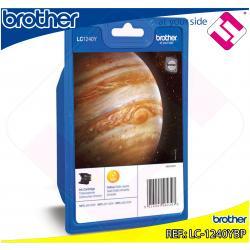 BROTHER CARTUCHO INYECCION TINTA AMARILLO 600 P GINAS MFC-/J