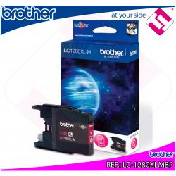 BROTHER CARTUCHO INYECCION TINTA MAGENTA 1.200 PGINAS MFC-/