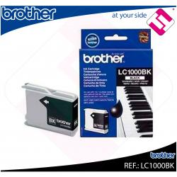 BROTHER CARTUCHO INYECCION TINTA NEGRO 500 P GINAS FAX/1360/