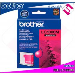 BROTHER CARTUCHO INYECCION TINTA MAGENTA 400 PGINAS MULTIFU