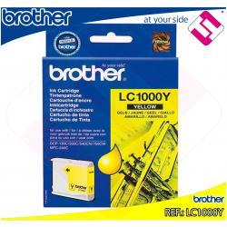 BROTHER CARTUCHO INYECCION TINTA AMARILLO 400 P GINAS MULTIF