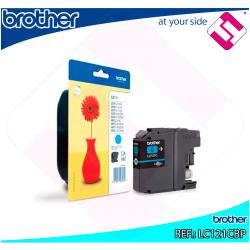BROTHER CARTUCHO INYECCION TINTA CIAN 300 PGINAS DCP/J752DW
