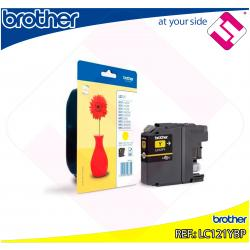 BROTHER CARTUCHO INYECCION TINTA AMARILLO 300