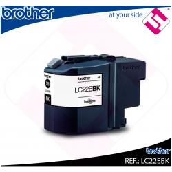 BROTHER MFC-J5920DW CARTUCHO TINTA NEGRO 2.400 PAGINAS