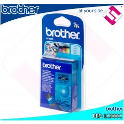 BROTHER CARTUCHO INYECCION TINTA CIAN 400 P GINAS MFC/DCP-/X