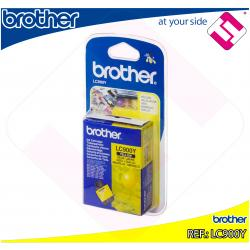 BROTHER CARTUCHO INYECCION TINTA AMARILLO 400 P GINAS MFC/DC