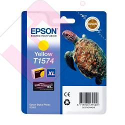 EPSON CARTUCHO INYECCION TINTA AMARILLO T1574 25.9ML BLISTER