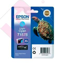 EPSON CARTUCHO INYECCION TINTA CIAN CLARO T1575 25.9ML BLIST