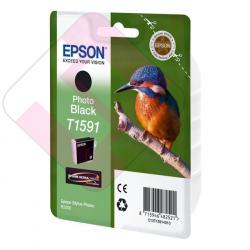 EPSON CARTUCHO INYECCION TINTA NEGRO FOTO 17ML STYLUS PHOTO