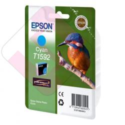 EPSON CARTUCHO INYECCION TINTA CIAN 17ML STYLUS PHOTO R/2000