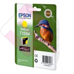EPSON CARTUCHO INYECCION TINTA AMARILLO 17ML STYLUS PHOTO R/