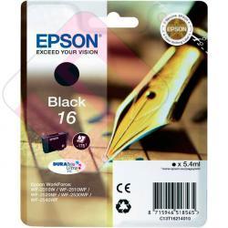 EPSON CARTUCHO INYECCION TINTA NEGRO 175 PGINAS BLISTER SIN