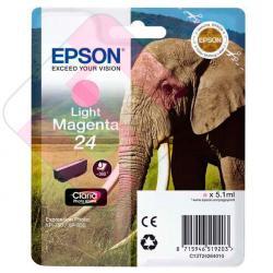 EPSON CARTUCHO INYECCION TINTA MAGENTA CLARO T24 360 PGINAS