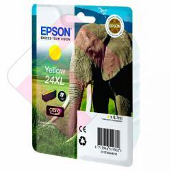 EPSON CARTUCHO INYECCION TINTA AMARILLO T24XL 740 PGINAS BL