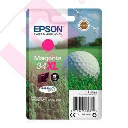EPSON CARTUCHO MAGENTA WF3725D 34XL