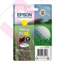 EPSON CARTUCHO AMARILLO WF3725D 34XL