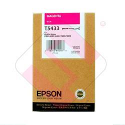 EPSON CARTUCHO INYECCION TINTA MAGENTA 110ML STYLUS PRO/9600