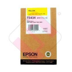 EPSON CARTUCHO INYECCION TINTA AMARILLO 110ML STYLUS PRO/960