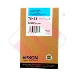 EPSON CARTUCHO INYECCION TINTA CIAN CLARO 110ML STYLUS PRO/9