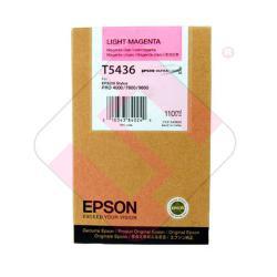 EPSON CARTUCHO INYECCION TINTA MAGENTA CLARO 110ML STYLUS PR