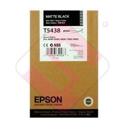 EPSON CARTUCHO INYECCION TINTA NEGRO MATE 110ML STYLUS PRO/4