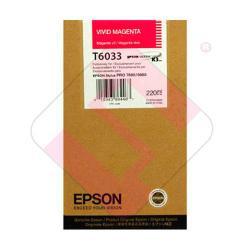 EPSON CARTUCHO INYECCION TINTA MAGENTA 220ML STYLUS PRO/7880