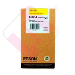 EPSON CARTUCHO INYECCION TINTA AMARILLO 220ML STYLUS PRO/788