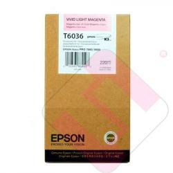 EPSON CARTUCHO INYECCION TINTA MAGENTA CLARO 220ML STYLUS PR