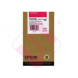 EPSON CARTUCHO INYECCION TINTA MAGENTA 220ML STYLUS PRO/7800