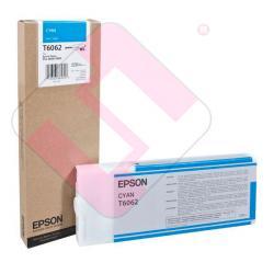 EPSON CARTUCHO INYECCION TINTA CIAN 220ML STYLUS PRO/4800/48
