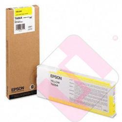 EPSON CARTUCHO INYECCION TINTA AMARILLO 220ML STYLUS PRO/480