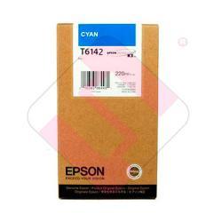 EPSON CARTUCHO INYECCION TINTA CIAN 220ML STYLUS PRO/4450/44