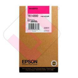 EPSON CARTUCHO INYECCION TINTA MAGENTA 220ML STYLUS PRO/4450