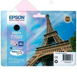 EPSON CARTUCHO INYECCION TINTA NEGRO XL 2.400 PGINAS BLISTE