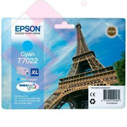EPSON CARTUCHO INYECCION TINTA CIAN XL 2.000 PAGINAS BLISTER