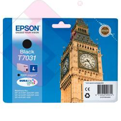 EPSON CARTUCHO INYECCION TINTA NEGRO L 1.200 PGINAS BLISTER