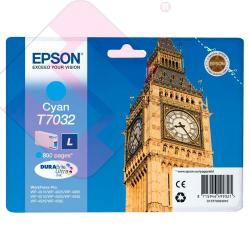 EPSON CARTUCHO INYECCION TINTA CIAN L 800 PGINAS BLISTER SI