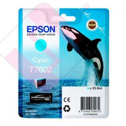 EPSON SURECOLOR SC-P600 CARTUCHO CIAN