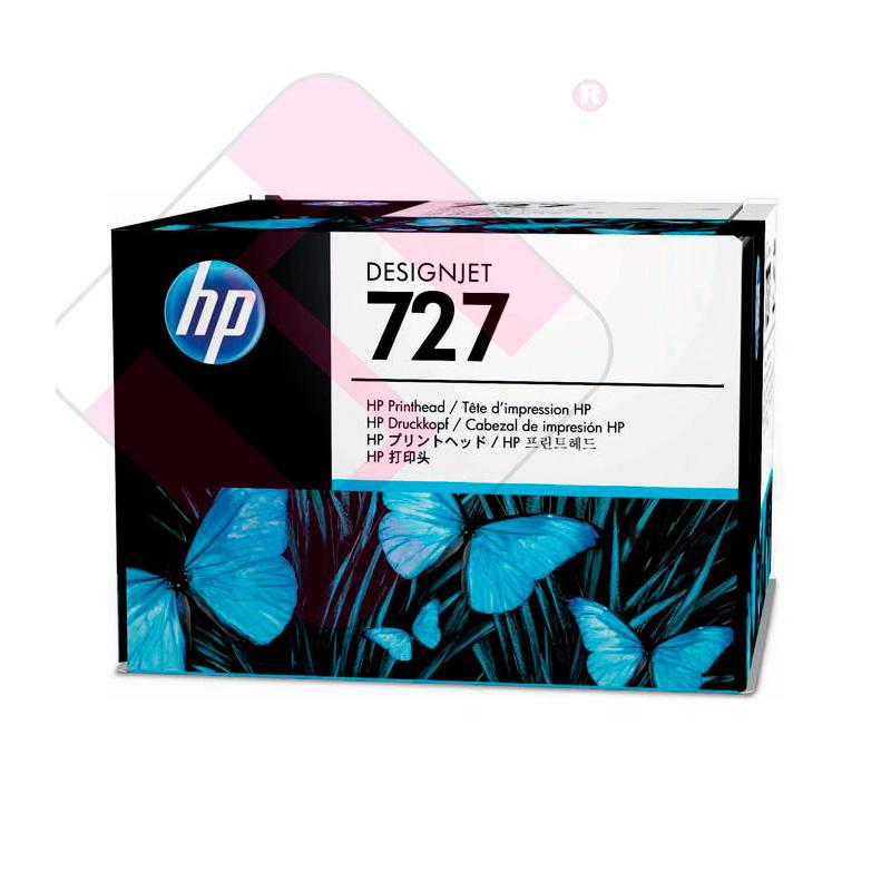 HEWLETT PACKARD CABEZAL INYEC COLORES HP727 130ML T920/T1500